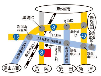 8号黒埼インター
