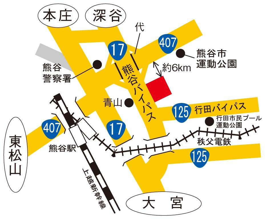 17号熊谷バイパス