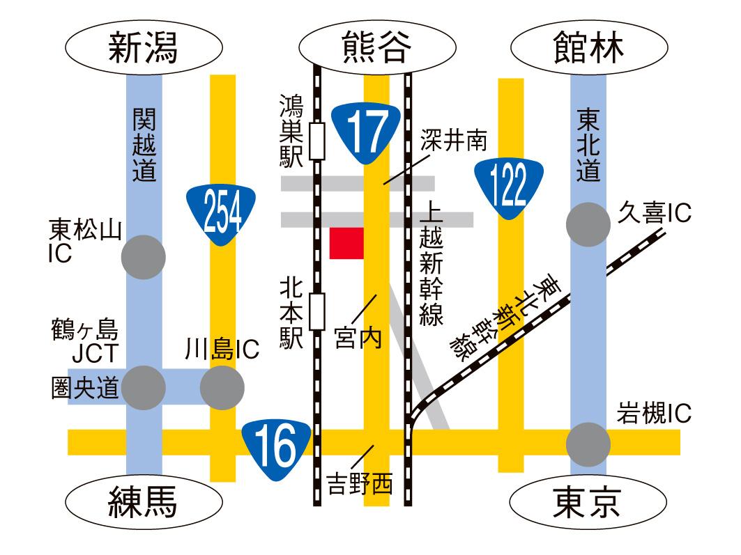 セルフ17号北本